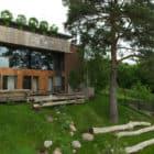 House of Poshvykinyh Architects near Moscow  (2)
