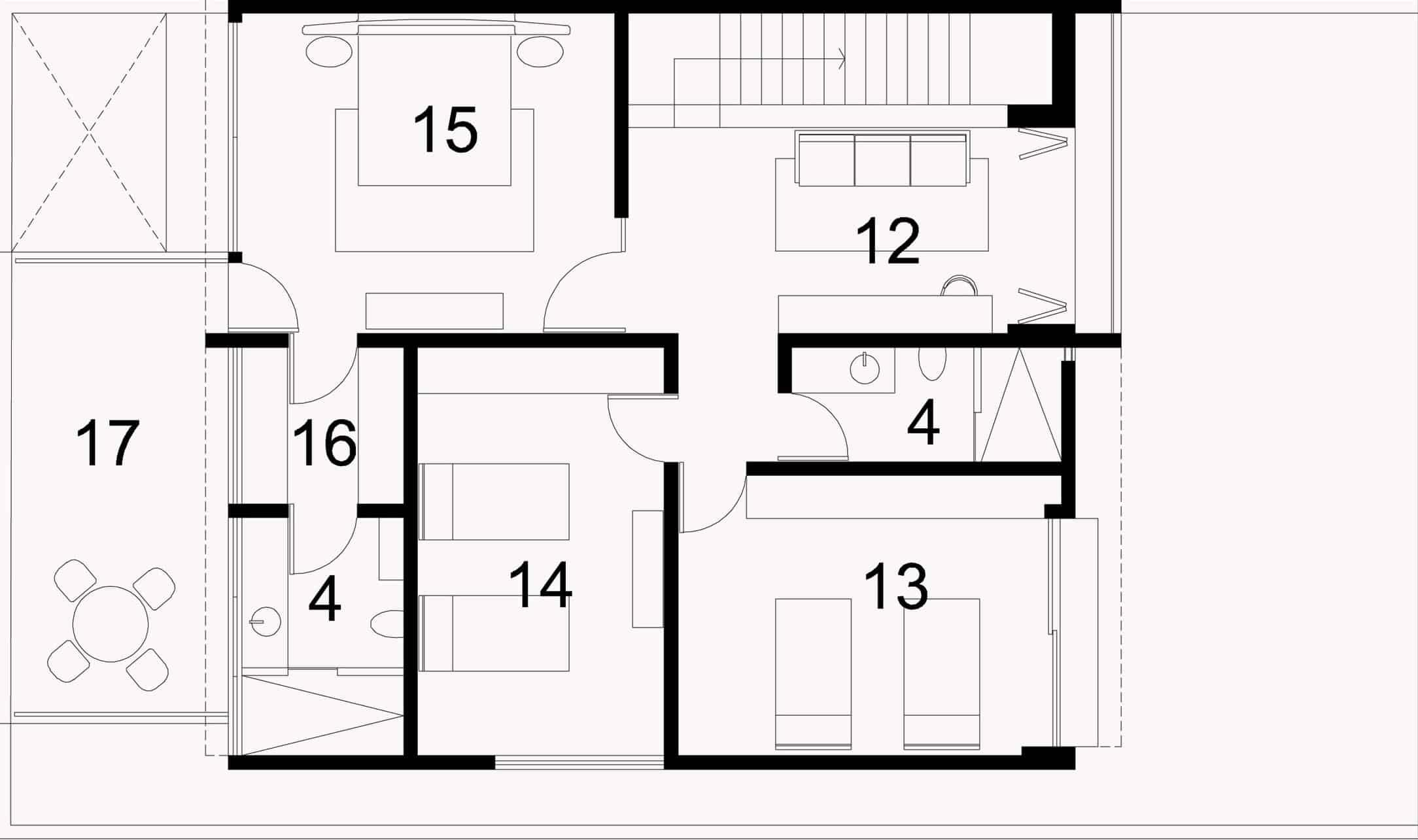 Seth Navarrete House by Agraz Arquitectos (23)