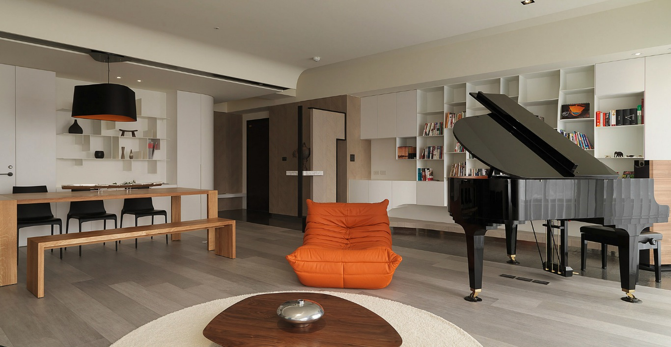 Taiwanese Interior by WCH Interior (3)