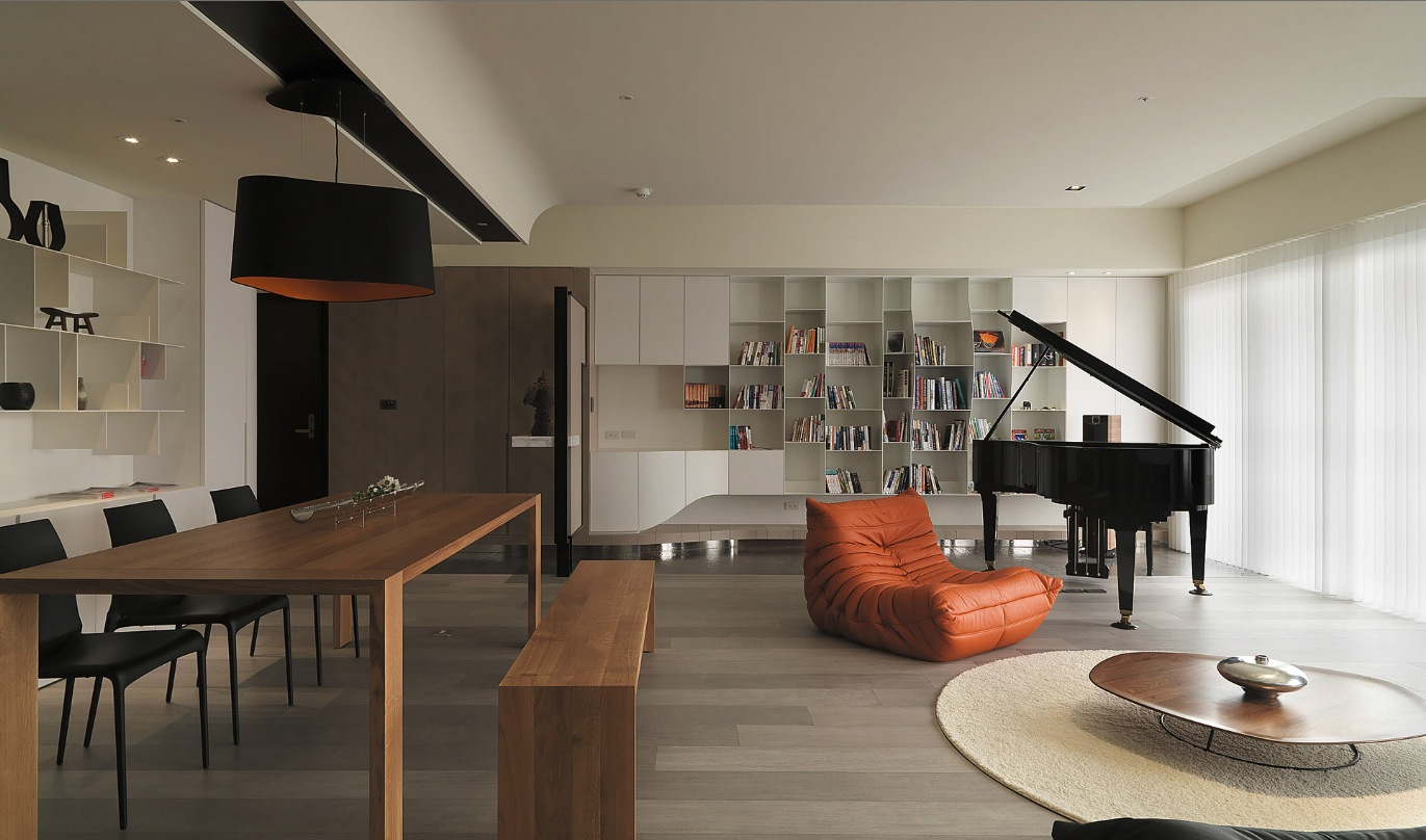 Taiwanese Interior by WCH Interior (4)