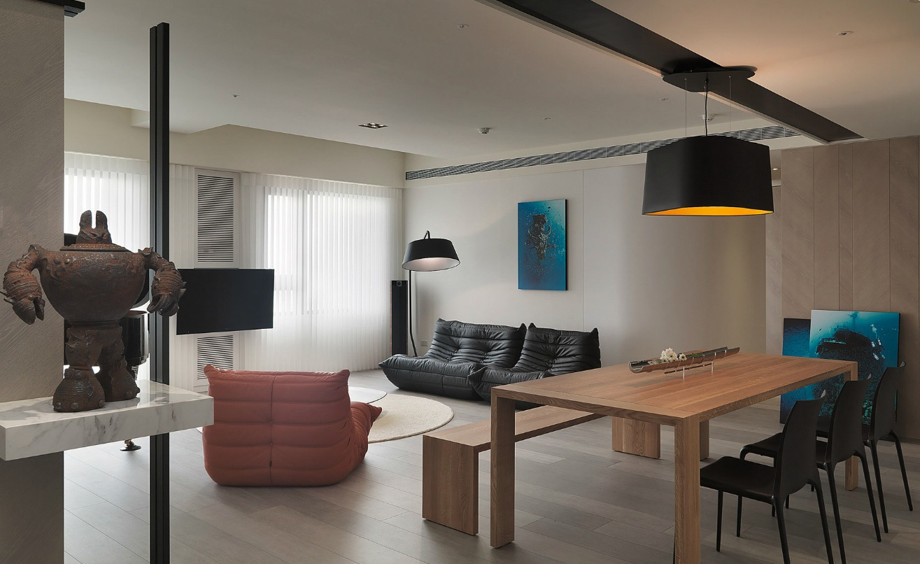 Taiwanese Interior by WCH Interior (5)
