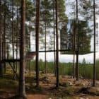Tree Hotel by Tham & Videgård Arkitekter  (1)