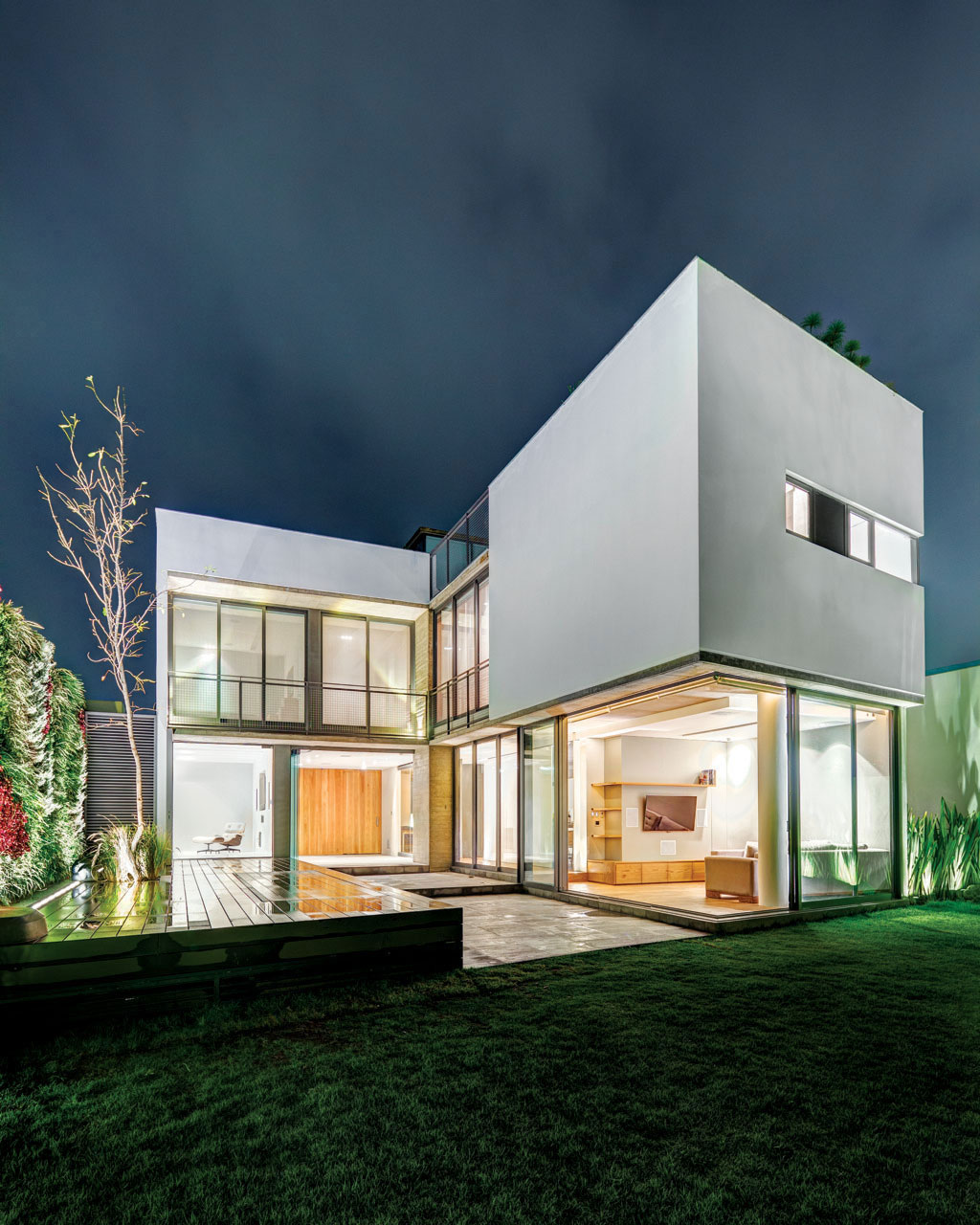 Casa Valna by JSa Arquitectura