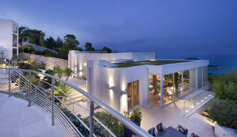 Villa on the Cap Ferrat, Côte d'Azur