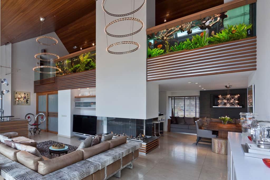 Villa with Aquarium by Centric Design Group (2)