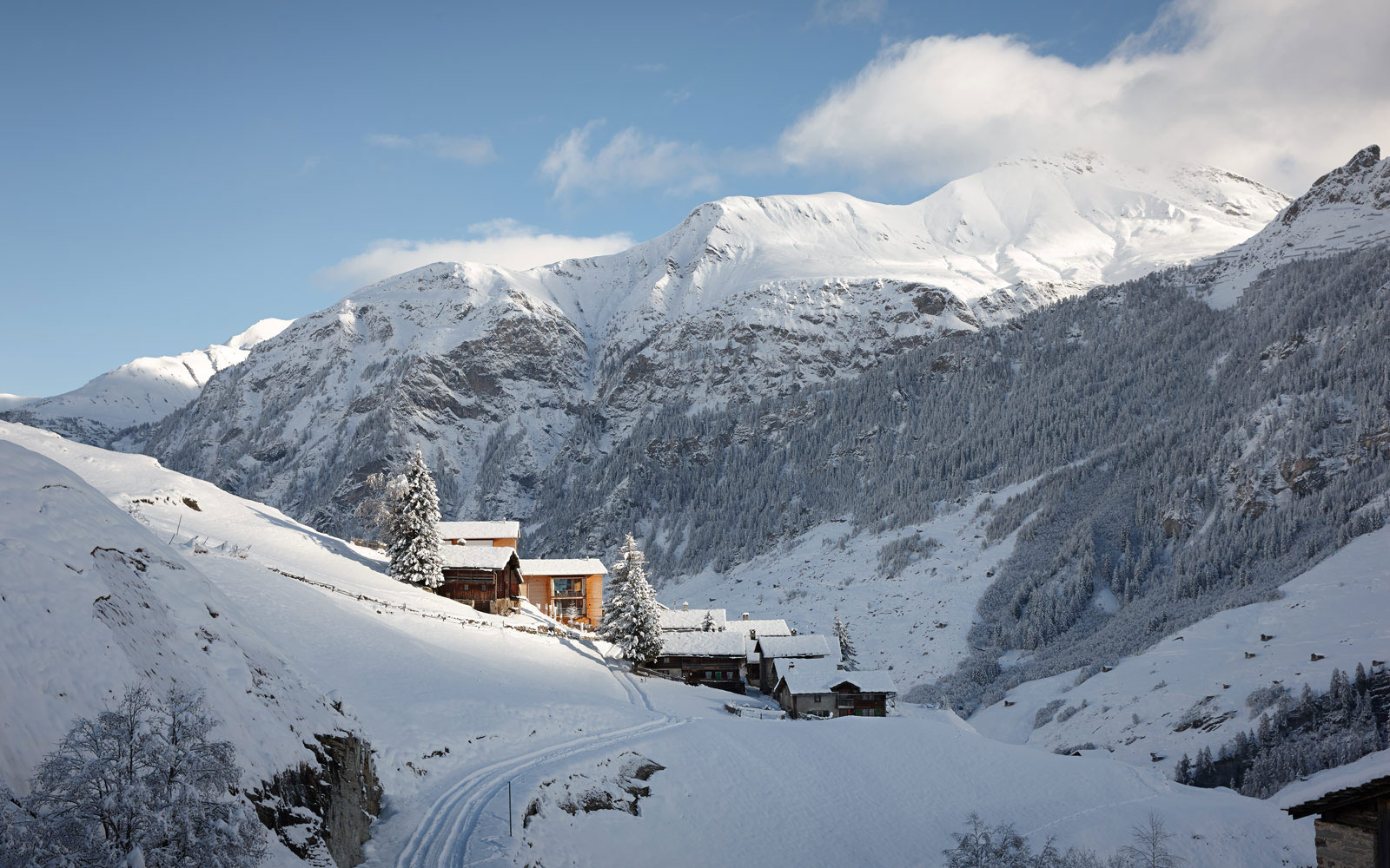 Zumthor Vacation Homes in Leis (2)