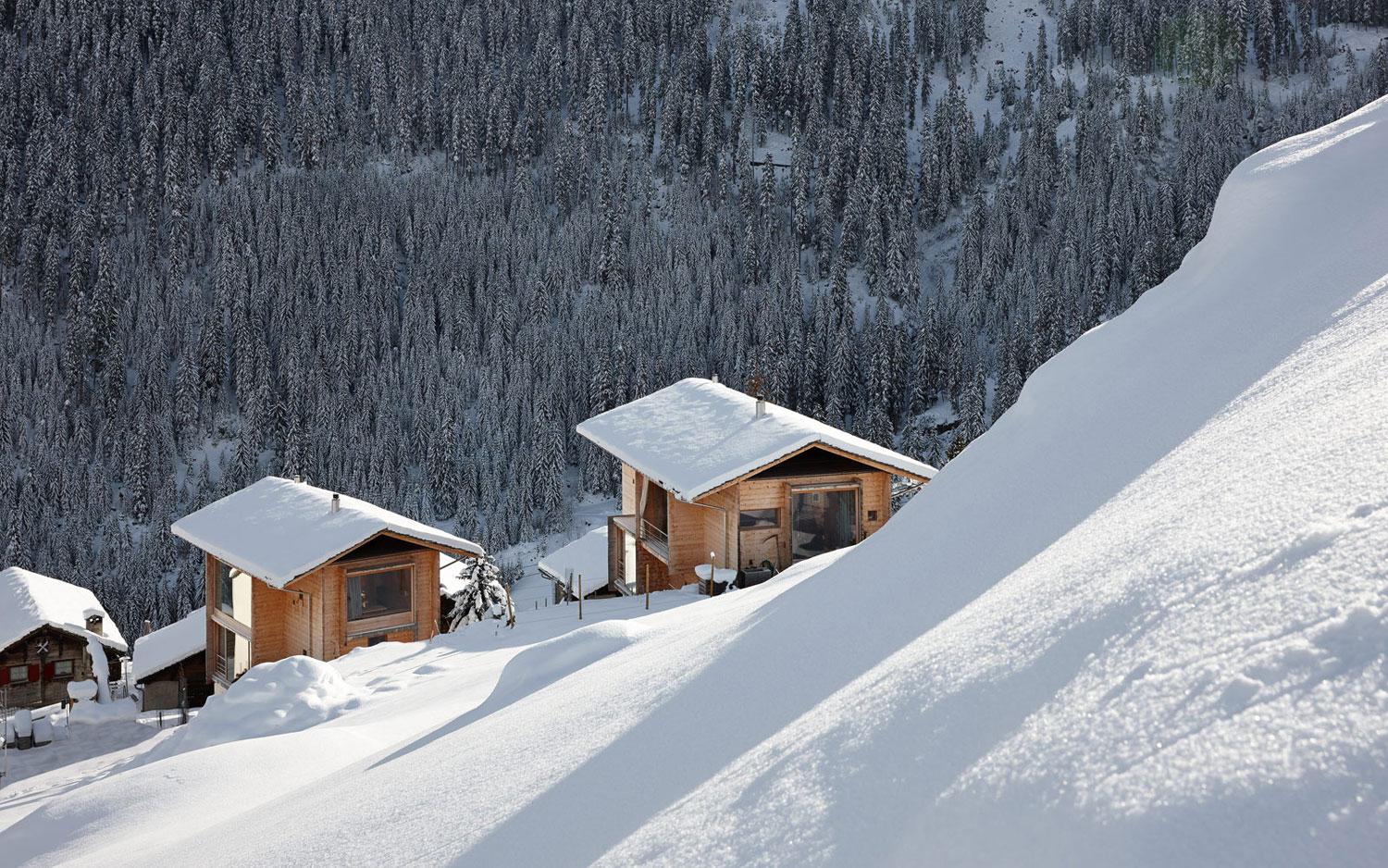Zumthor Vacation Homes in Leis (4)
