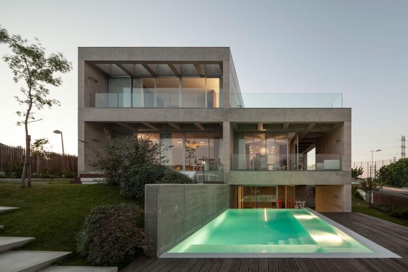 The P House / Studio MK27 - Marcio Kogan + Lair Reis,  Fernando Guerra