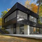 Cantilever Lake House by Brian Mac (4)