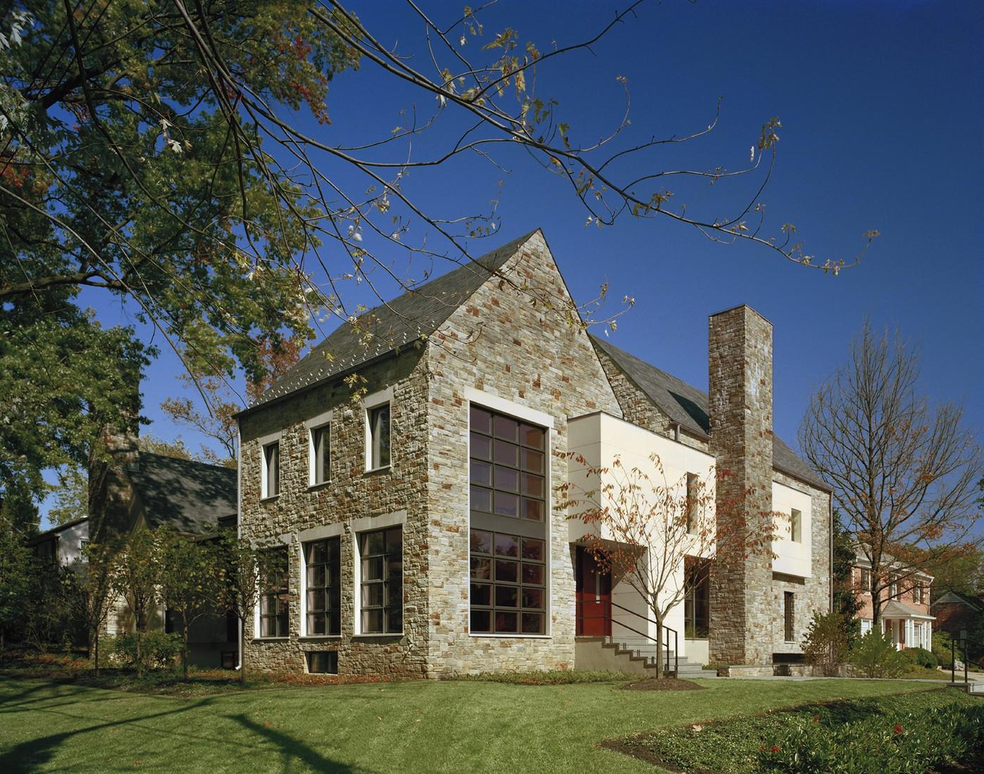 The Edgemoor Residence by David Jameson Architect (1)