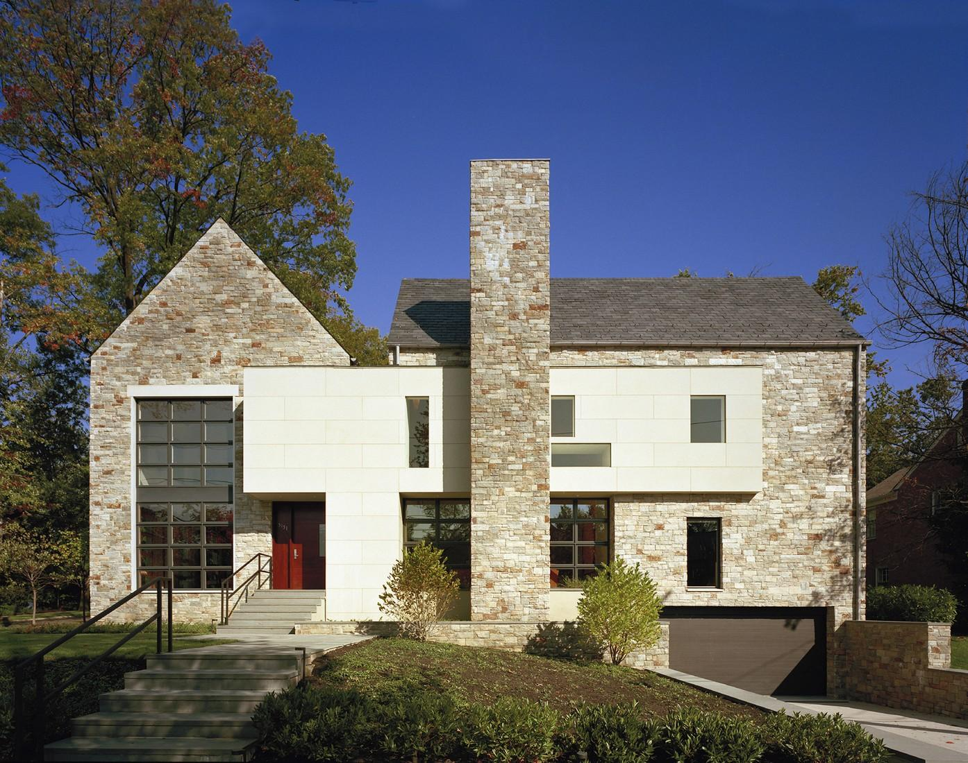 The Edgemoor Residence by David Jameson Architect (2)