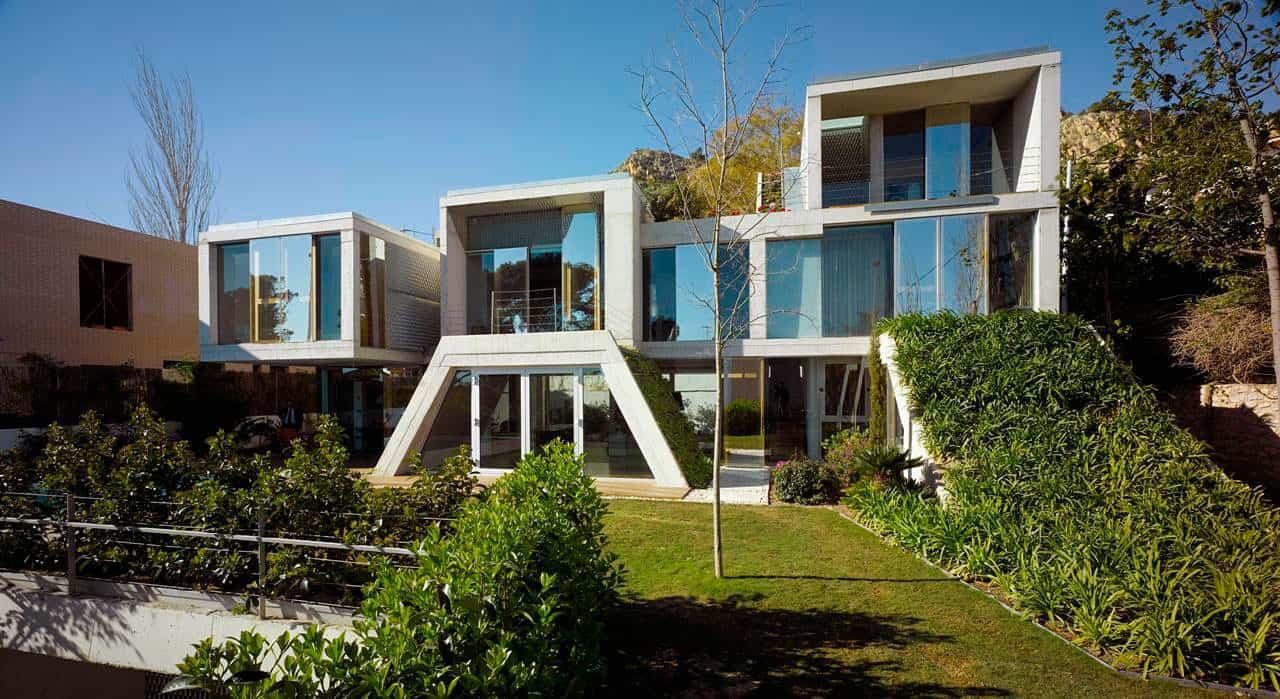 Garden House by Joaquín Alvado Bañón (2)