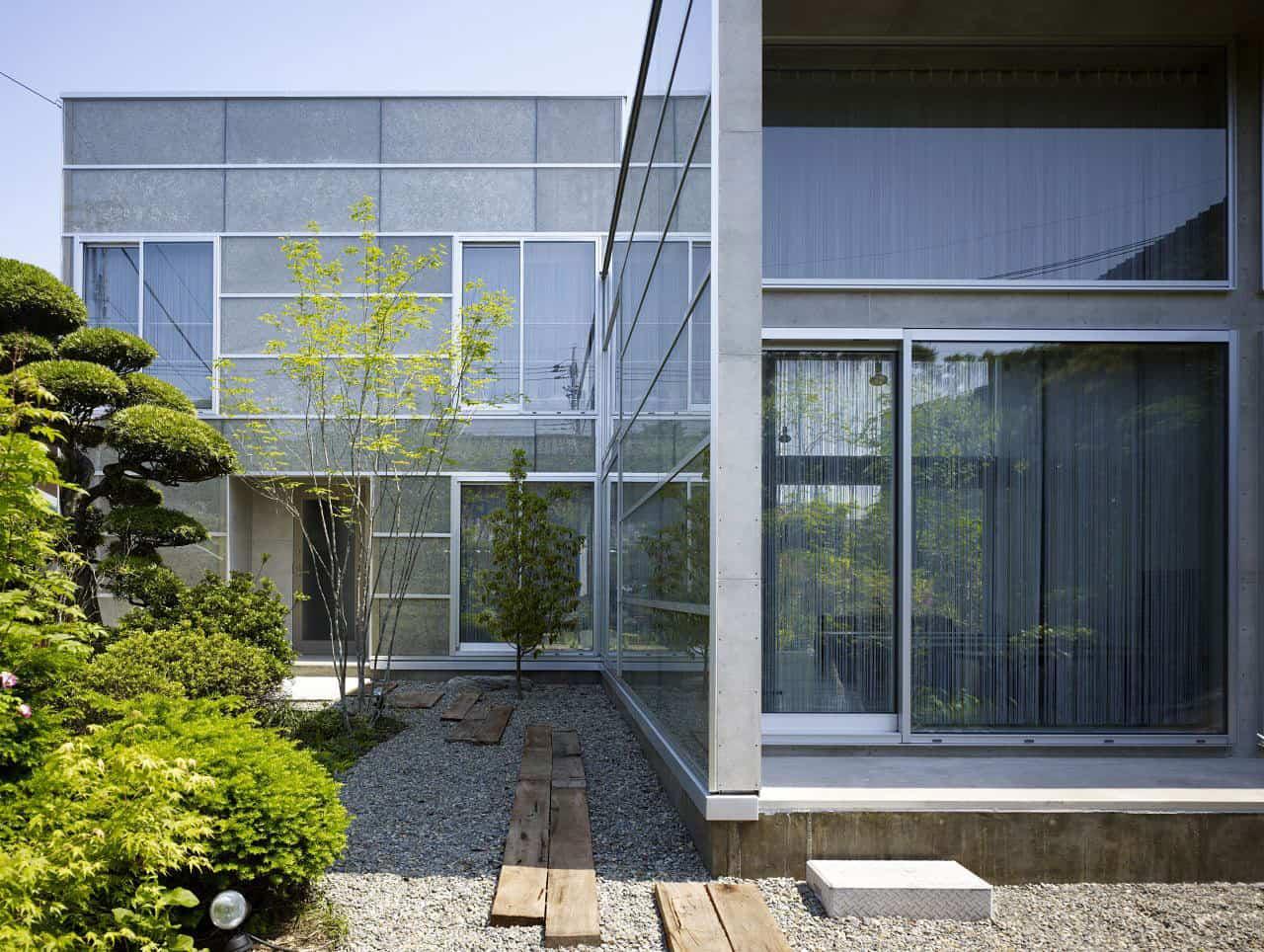 Garden House by Kochi Architect's Studio (1)