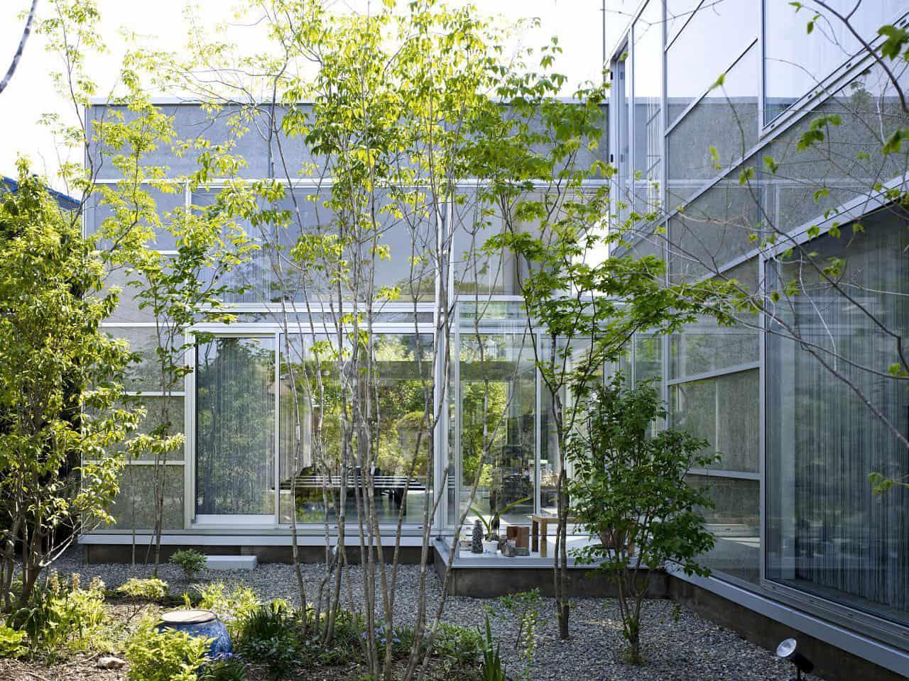 Garden House by Kochi Architect's Studio (2)