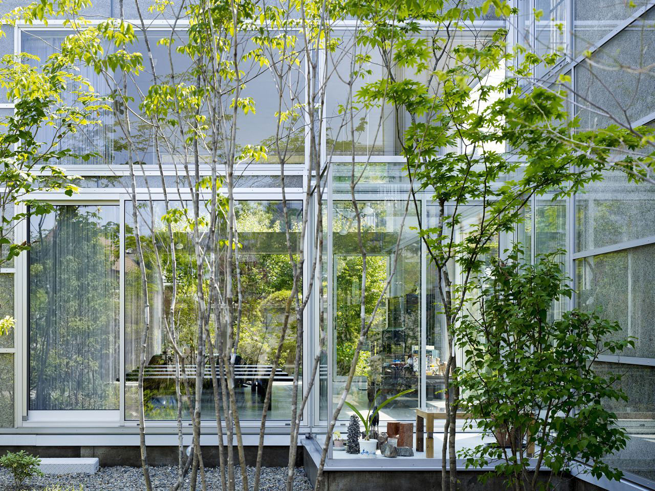 Garden House by Kochi Architect's Studio (3)