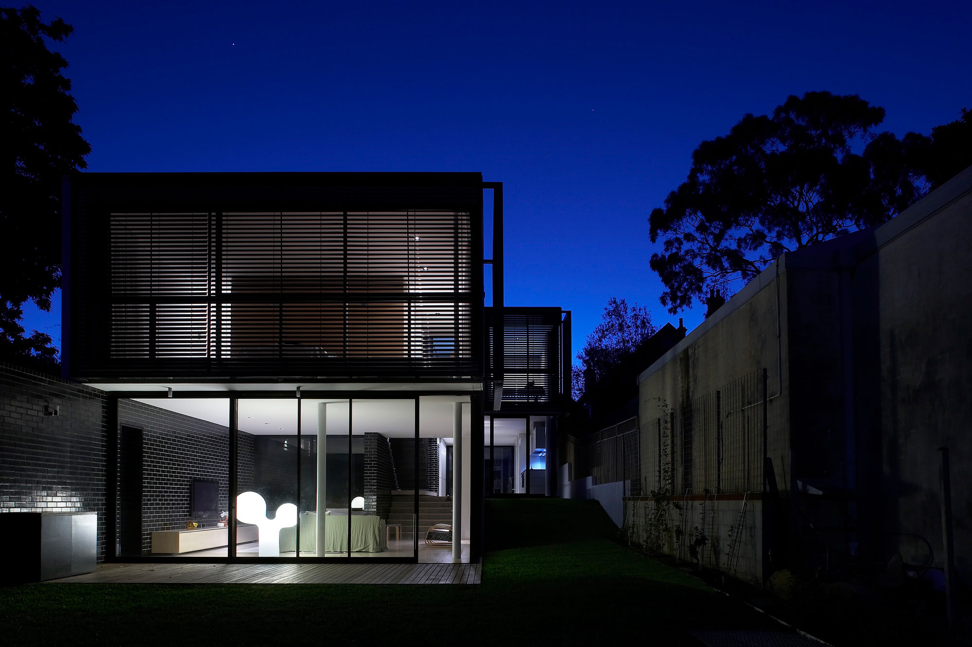 Luff Residence by Pohio Adams Architects