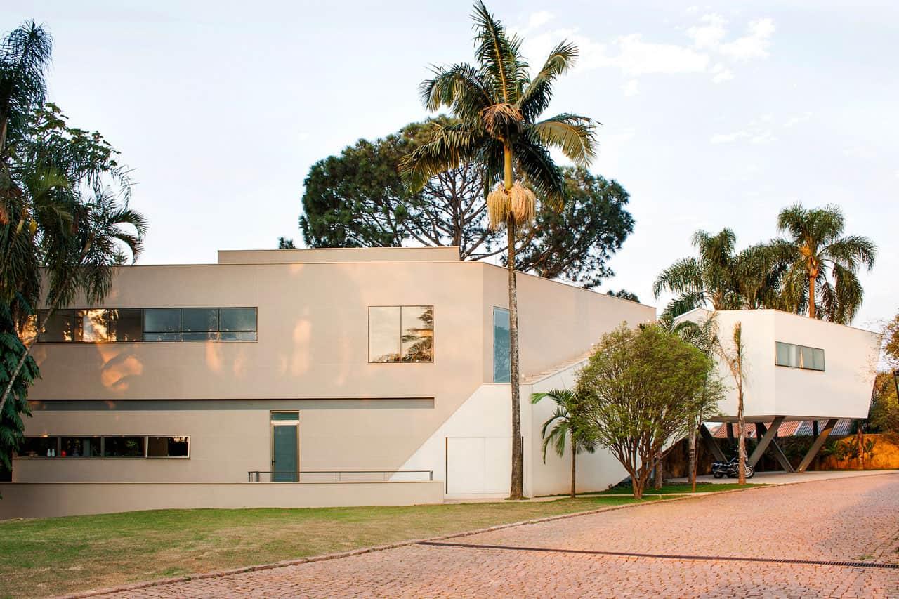 Offset House by Shieh Arquitetos Associados (3)