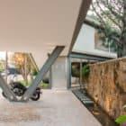 Offset House by Shieh Arquitetos Associados (4)