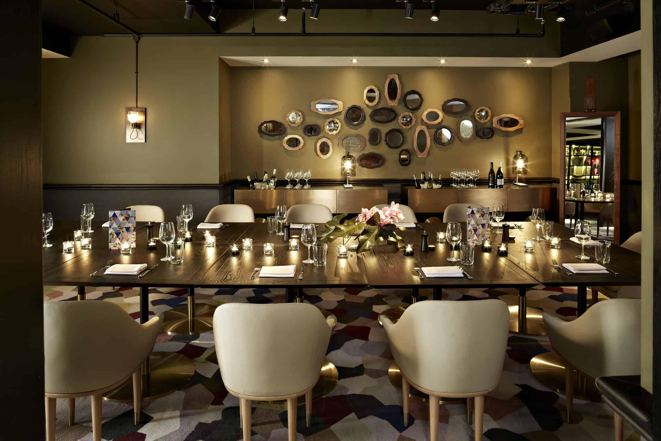QT Sydney Hotel by Woodhead, Indyk Architects, and Nicholas Graham + Associates