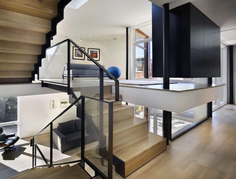 Split Level House By Qb Design