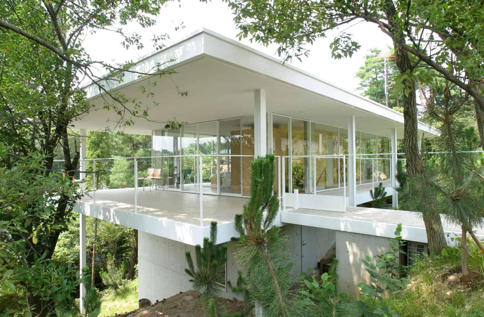 Suishouen House by Tomoaki Uno Architects (1)