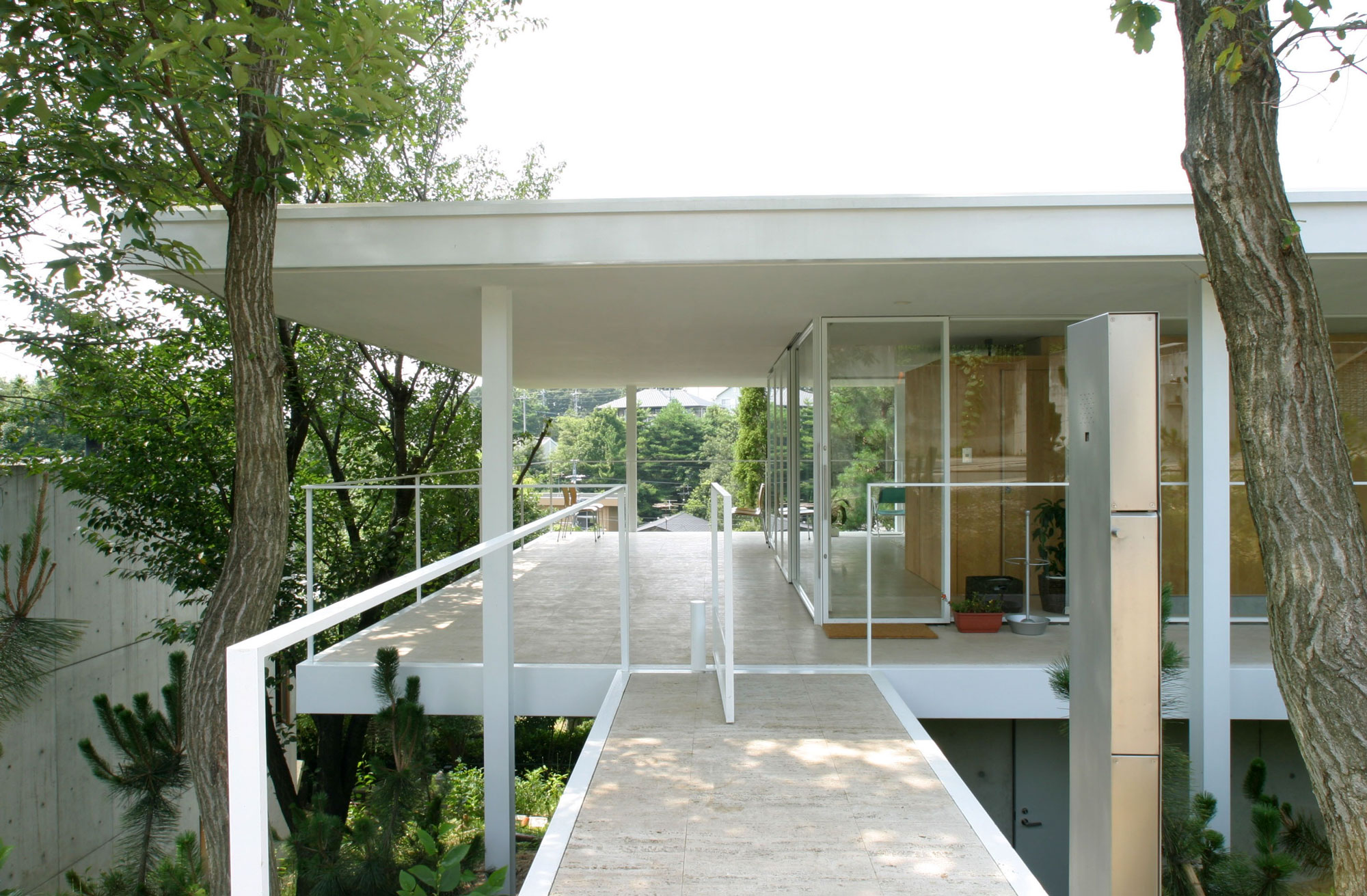 Suishouen House by Tomoaki Uno Architects (2)