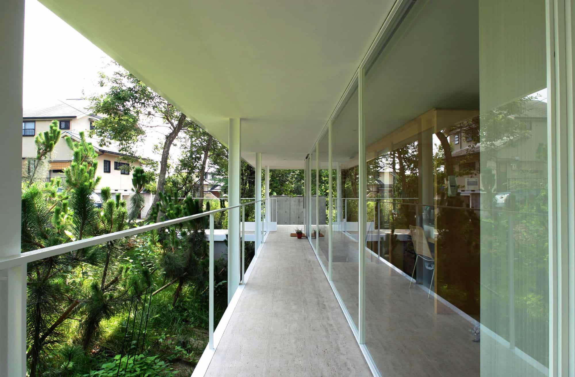 Suishouen House by Tomoaki Uno Architects (4)