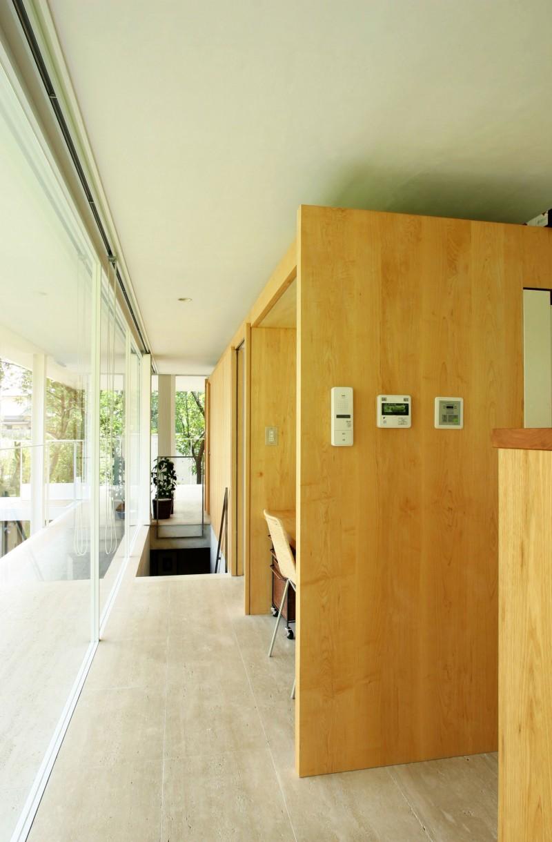 Suishouen House by Tomoaki Uno Architects