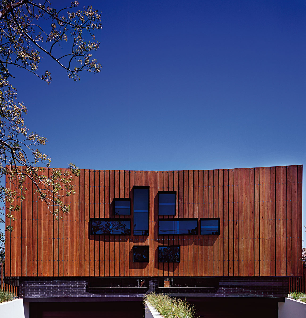 Twofold House by BKK Architects (2)