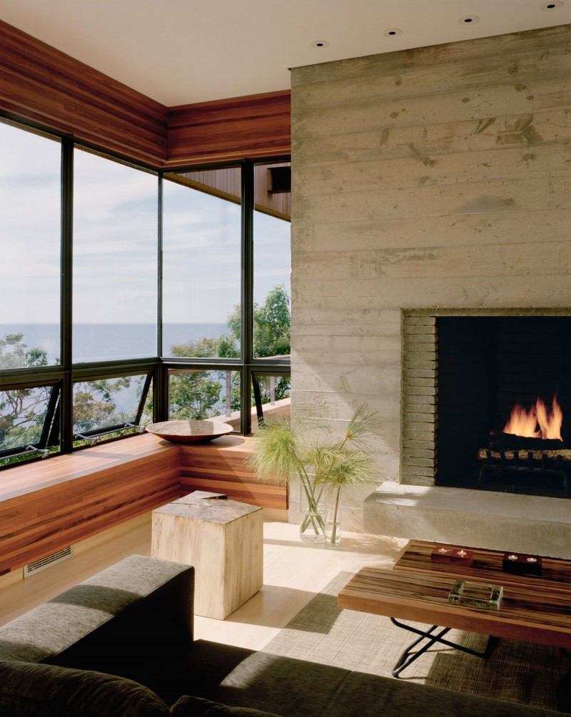 Bluff house by robert young architecture interiors