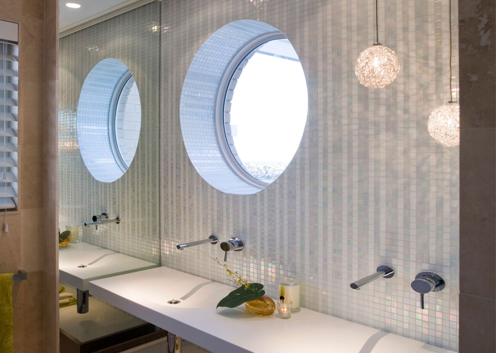 Before/After: Bondi Bathroom Remodel by Minosa Design