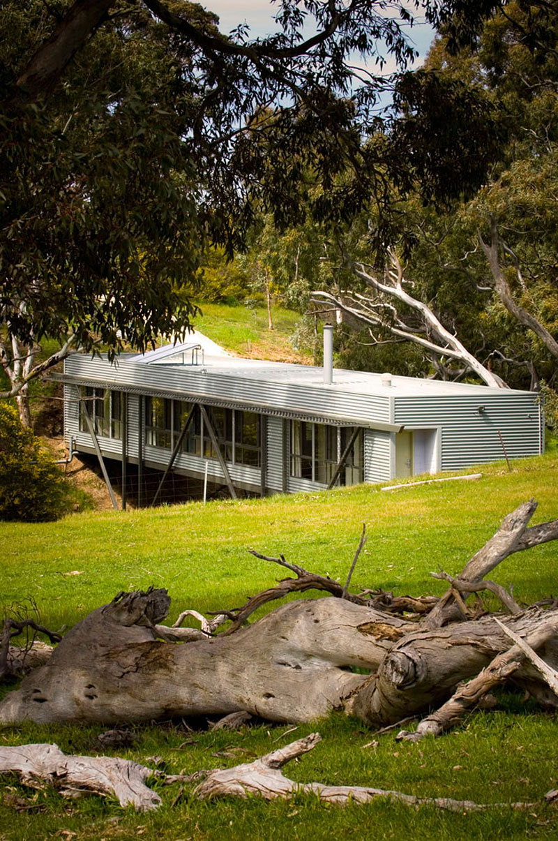 Bridge House by Max Pritchard Architect (3)