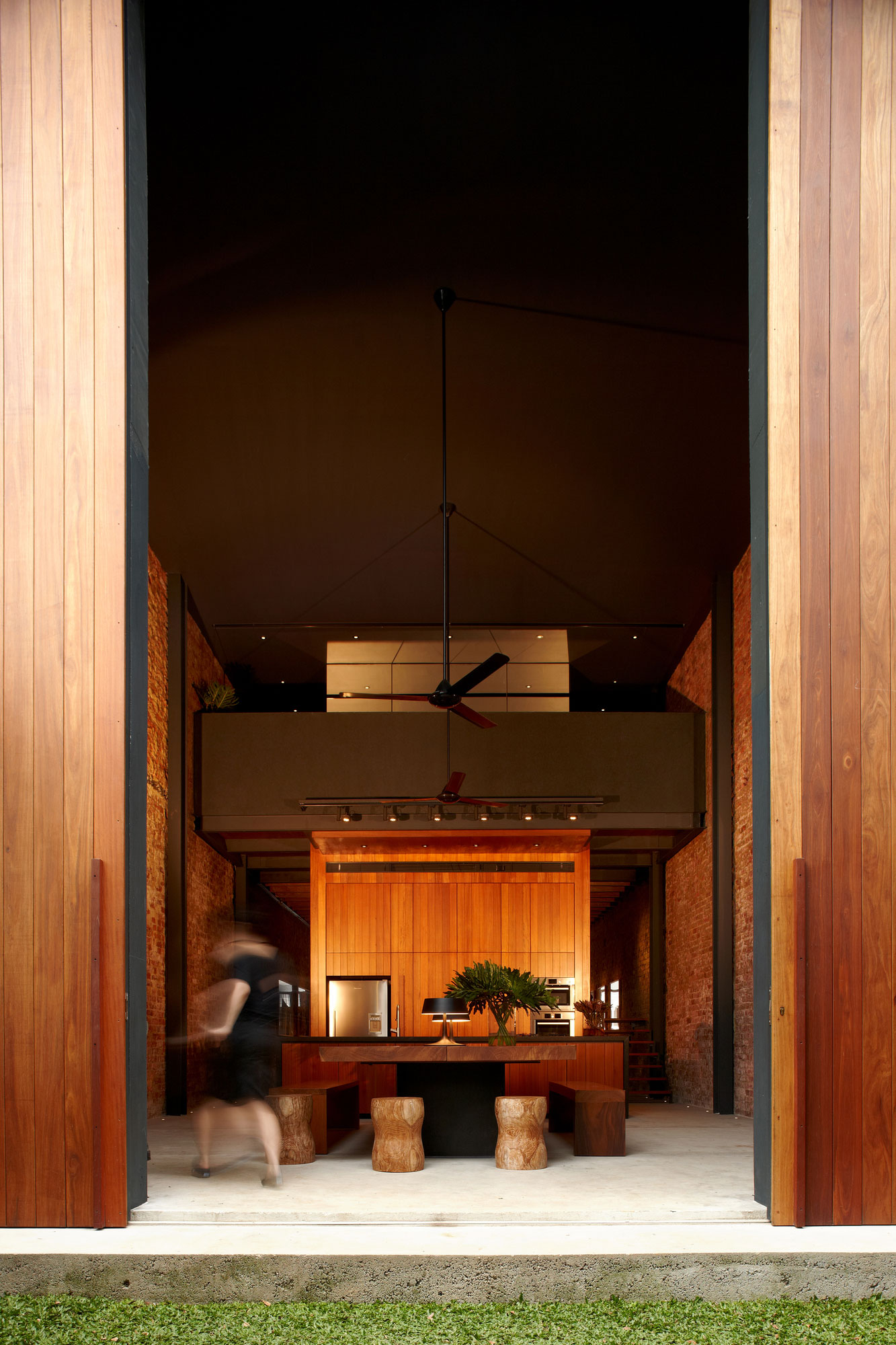 Lucky Shophouse by CHANG Architects  (4)