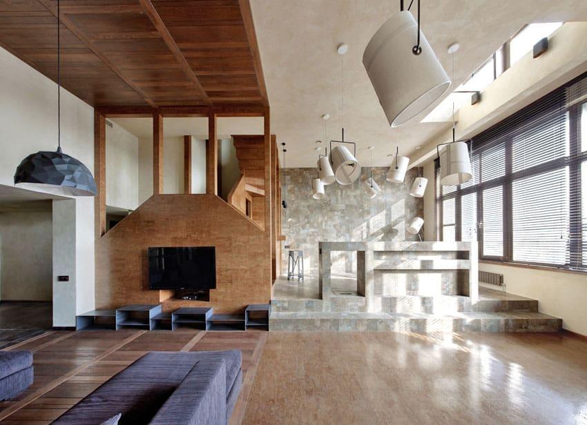 Multi-Level Apartment by Peter Kostelov  (6)