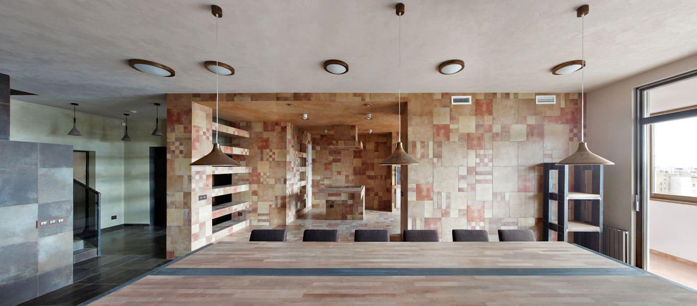 Multi-Level Apartment by Peter Kostelov  (7)