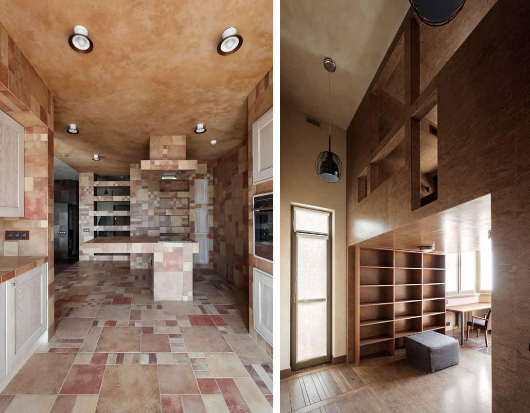 Multi-Level Apartment by Peter Kostelov  (10)
