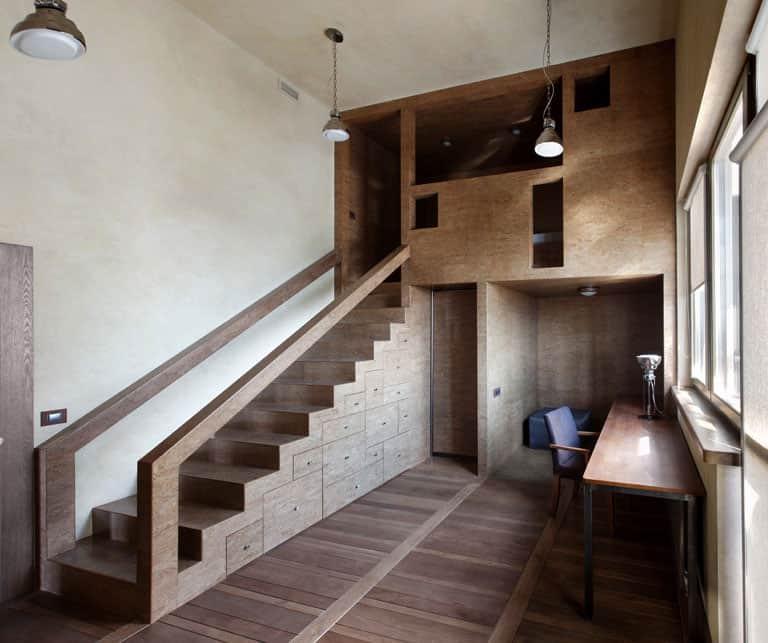 Multi-Level Apartment by Peter Kostelov  (14)