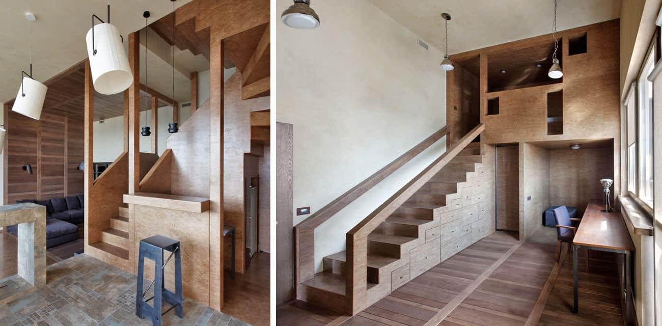 Multi-Level Apartment by Peter Kostelov  (15)