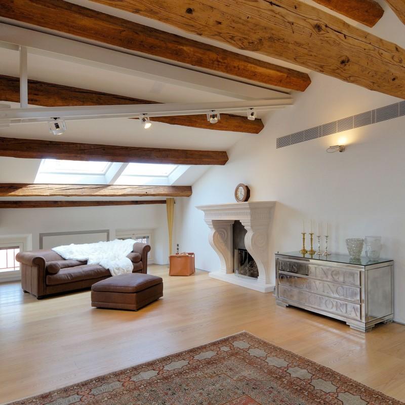 Private penthouse by menzo architettura design for Architettura moderna case