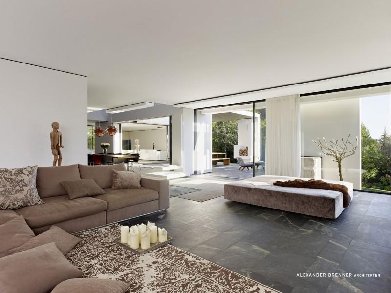 su house by alexander brenner architekten. Black Bedroom Furniture Sets. Home Design Ideas