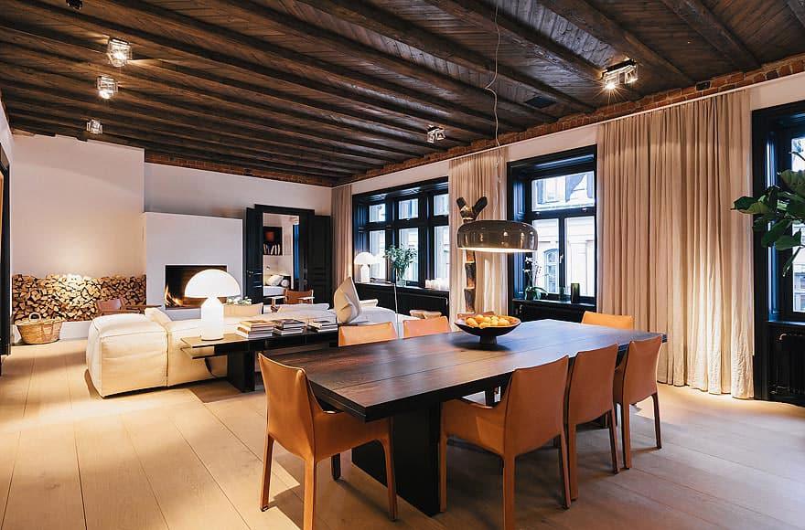 Scandinavian Design: Stunning Apartment in Norrmalm
