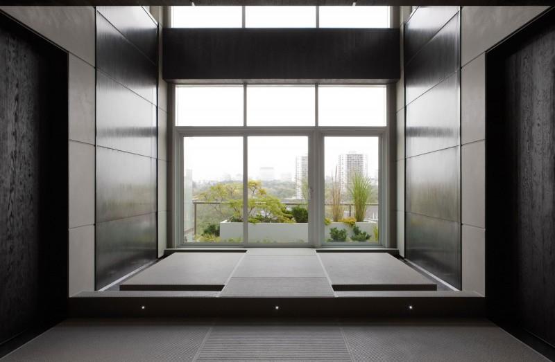 Yorkville penthouse by cecconi simone inc - Modern infill house cecconi simone ...
