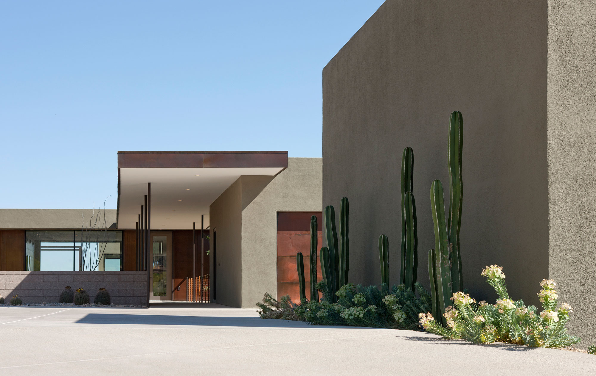 Levin Residence by Ibarra Rosano Design Architects (2)