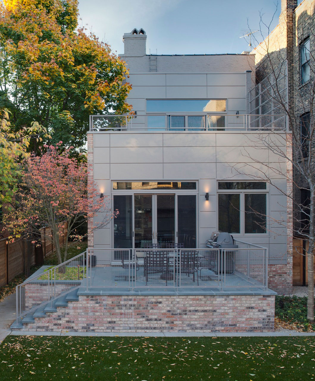 Lincoln Park Residence by SPACE Architects + Planners (2)