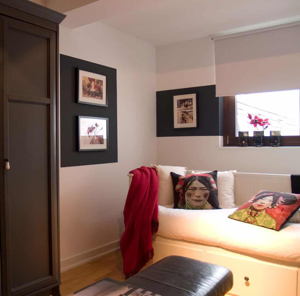 a penthouse in cologne by angelo de bock 18. Black Bedroom Furniture Sets. Home Design Ideas