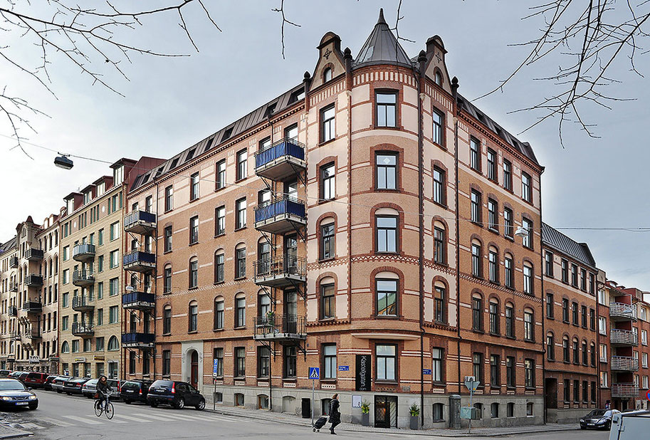 Hip and Fresh Apartment in Gothenburg (1)