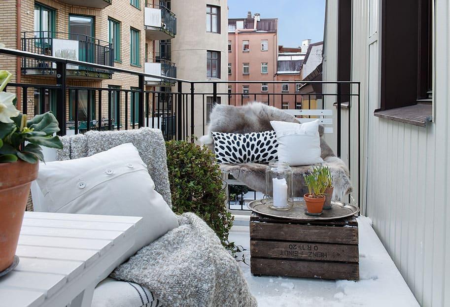 Hip and Fresh Apartment in Gothenburg (4)