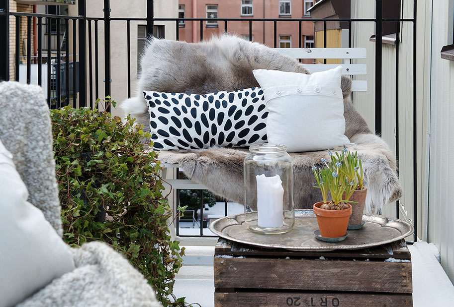 Hip and Fresh Apartment in Gothenburg (5)