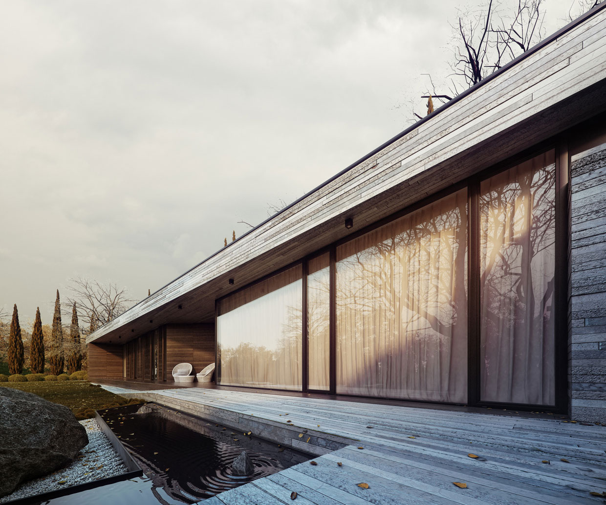 Horizontal House by 81.WAW.PL (3)