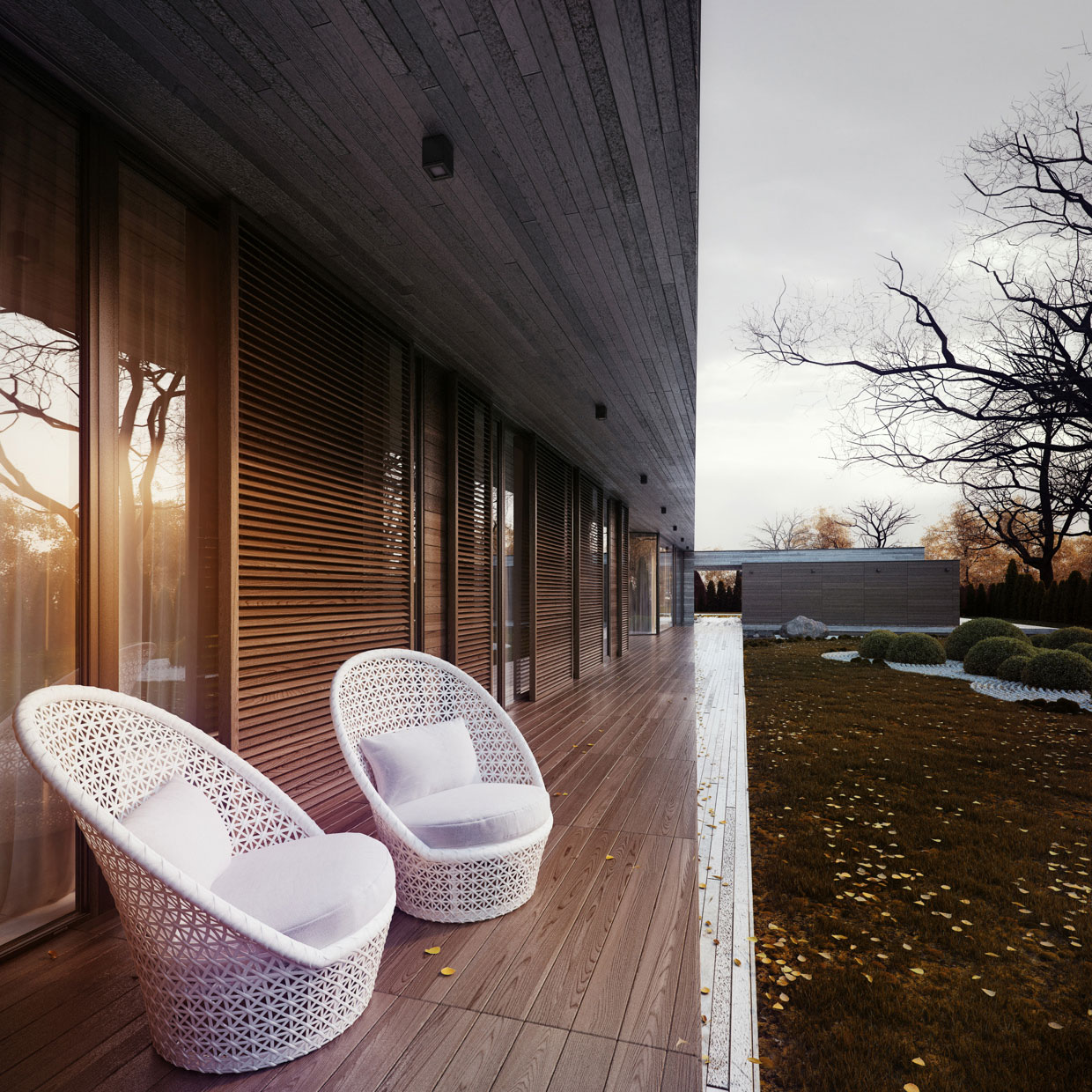 Horizontal House by 81.WAW.PL (4)
